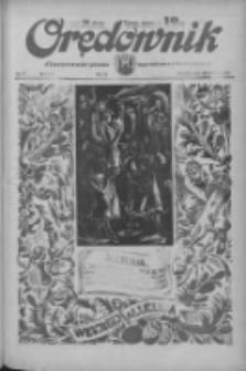Orędownik: ilustrowane pismo narodowe i katolickie 1936.04.12 R.66 Nr87