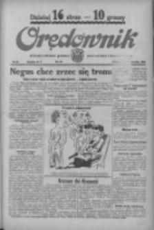 Orędownik: ilustrowane pismo narodowe i katolickie 1936.04.19 R.66 Nr92