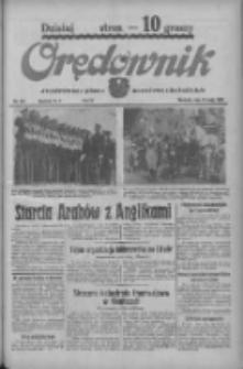 Orędownik: ilustrowane pismo narodowe i katolickie 1936.05.24 R.66 Nr121