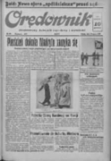 Orędownik: ilustrowany dziennik narodowy i katolicki 1937.03.12 R.67 Nr59