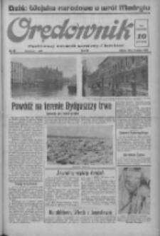 Orędownik: ilustrowany dziennik narodowy i katolicki 1937.03.13 R.67 Nr60