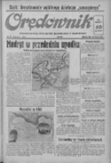 Orędownik: ilustrowany dziennik narodowy i katolicki 1937.03.16 R.67 Nr62