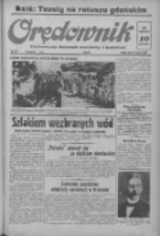 Orędownik: ilustrowany dziennik narodowy i katolicki 1937.03.17 R.67 Nr63