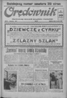 Orędownik: ilustrowany dziennik narodowy i katolicki 1937.03.21 R.67 Nr67