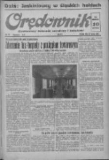 Orędownik: ilustrowany dziennik narodowy i katolicki 1937.03.27 R.67 Nr72