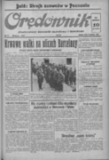 Orędownik: ilustrowany dziennik narodowy i katolicki 1937.04.03 R.67 Nr77