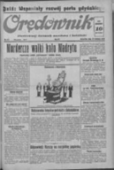 Orędownik: ilustrowany dziennik narodowy i katolicki 1937.04.15 R.67 Nr87
