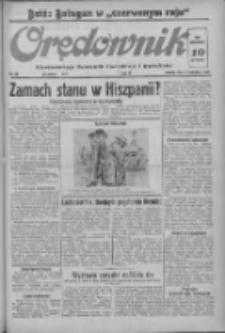 Orędownik: ilustrowany dziennik narodowy i katolicki 1937.04.17 R.67 Nr89