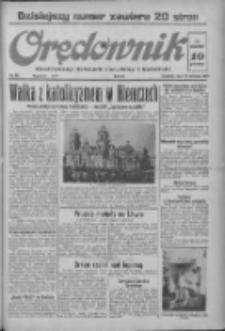 Orędownik: ilustrowany dziennik narodowy i katolicki 1937.04.18 R.67 Nr90