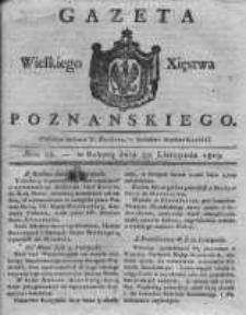 Gazeta Wielkiego Xięstwa Poznańskiego 1819.11.20 Nr93