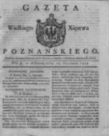 Gazeta Wielkiego Xięstwa Poznańskiego 1821.01.17 Nr5