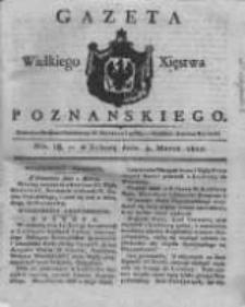 Gazeta Wielkiego Xięstwa Poznańskiego 1821.03.03 Nr18