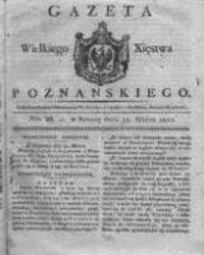 Gazeta Wielkiego Xięstwa Poznańskiego 1821.03.31 Nr26