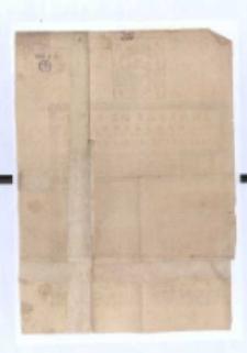 [Uniwersał Andrzeja Opalińskiego 1623 IV 26]