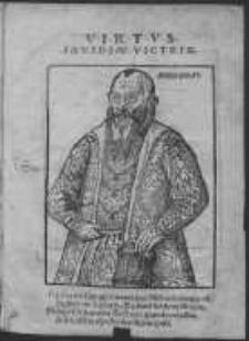 Virtus invidiae victrix. Aetatis sua 53