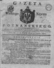 Gazeta Wielkiego Xięstwa Poznańskiego 1821.07.04 Nr53