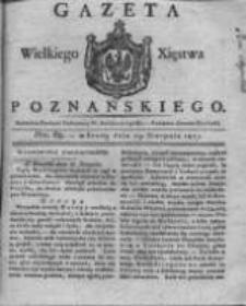 Gazeta Wielkiego Xięstwa Poznańskiego 1821.08.29 Nr69
