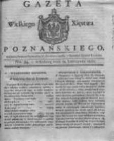 Gazeta Wielkiego Xięstwa Poznańskiego 1821.11.24 Nr94