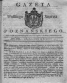 Gazeta Wielkiego Xięstwa Poznańskiego 1821.12.13 Nr100