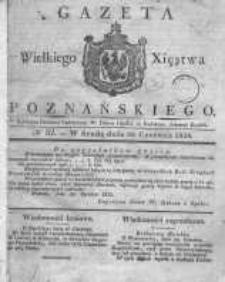 Gazeta Wielkiego Xięstwa Poznańskiego 1830.06.30 Nr52