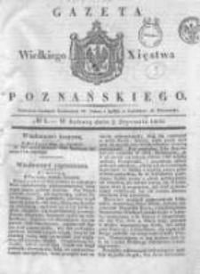 Gazeta Wielkiego Xięstwa Poznańskiego 1836.01.02 Nr1