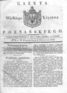 Gazeta Wielkiego Xięstwa Poznańskiego 1836.01.08 Nr6