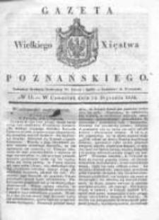 Gazeta Wielkiego Xięstwa Poznańskiego 1836.01.14 Nr11