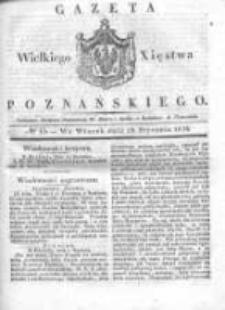 Gazeta Wielkiego Xięstwa Poznańskiego 1836.01.19 Nr15