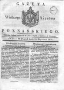 Gazeta Wielkiego Xięstwa Poznańskiego 1836.01.29 Nr24