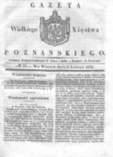 Gazeta Wielkiego Xięstwa Poznańskiego 1836.02.09 Nr33