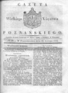 Gazeta Wielkiego Xięstwa Poznańskiego 1836.02.29 Nr50