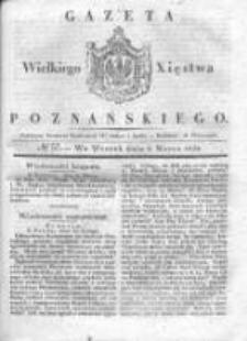 Gazeta Wielkiego Xięstwa Poznańskiego 1836.03.08 Nr57