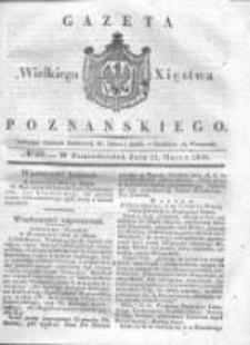 Gazeta Wielkiego Xięstwa Poznańskiego 1836.03.21 Nr68