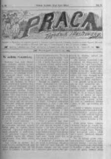 Praca: tygodnik illustrowany. 1900.07.22 R.4 nr30