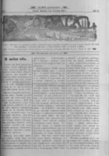 Praca: tygodnik illustrowany. 1900.09.09 R.4 nr37
