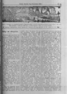 Praca: tygodnik illustrowany. 1900.10.21 R.4 nr43