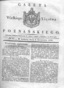 Gazeta Wielkiego Xięstwa Poznańskiego 1836.04.09 Nr83