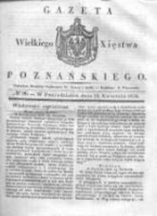 Gazeta Wielkiego Xięstwa Poznańskiego 1836.04.25 Nr96