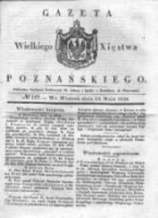 Gazeta Wielkiego Xięstwa Poznańskiego 1836.05.24 Nr118