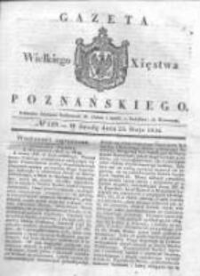 Gazeta Wielkiego Xięstwa Poznańskiego 1836.05.25 Nr119