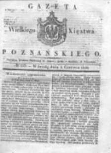 Gazeta Wielkiego Xięstwa Poznańskiego 1836.06.01 Nr125