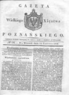 Gazeta Wielkiego Xięstwa Poznańskiego 1836.06.14 Nr136