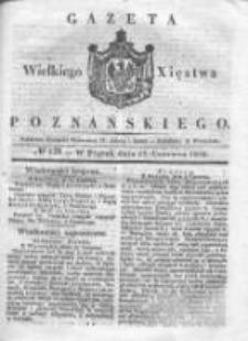 Gazeta Wielkiego Xięstwa Poznańskiego 1836.06.17 Nr139