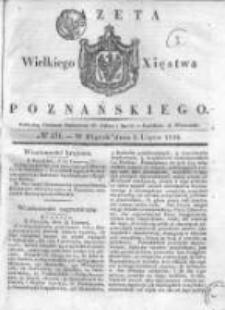 Gazeta Wielkiego Xięstwa Poznańskiego 1836.07.01 Nr151