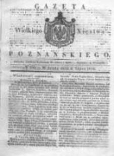 Gazeta Wielkiego Xięstwa Poznańskiego 1836.07.06 Nr155