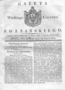 Gazeta Wielkiego Xięstwa Poznańskiego 1836.07.26 Nr172