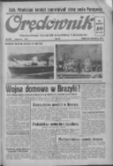 Orędownik: ilustrowany dziennik narodowy i katolicki 1937.04.30 R.67 Nr100