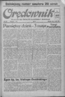 Orędownik: ilustrowany dziennik narodowy i katolicki 1937.05.02 R.67 Nr102