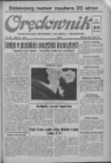 Orędownik: ilustrowany dziennik narodowy i katolicki 1937.05.09 R.67 Nr106