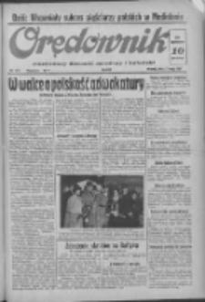 Orędownik: ilustrowany dziennik narodowy i katolicki 1937.05.11 R.67 Nr107